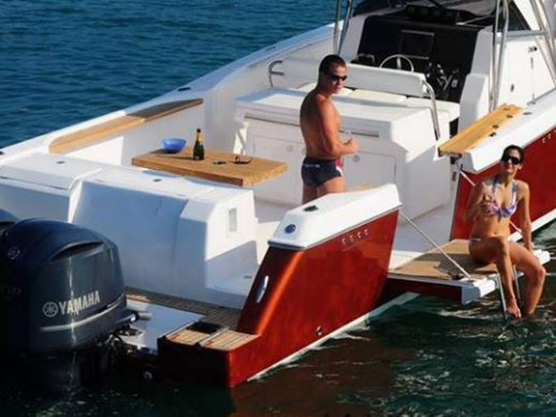 Rent Speedboat Sabi for Private Day Trip Phuket