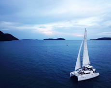 Charter Sailing Yacht for Private Day Cruise Phuket